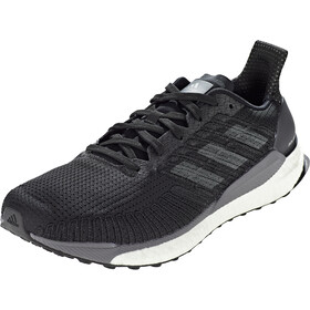 adidas Solar Boost 19 Low Cut Schoenen Heren, core black/carbon/grey five